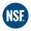 NSF Standard 60 Approval