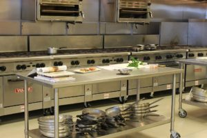 Chlorine Dioxide in Commercial Kitchens