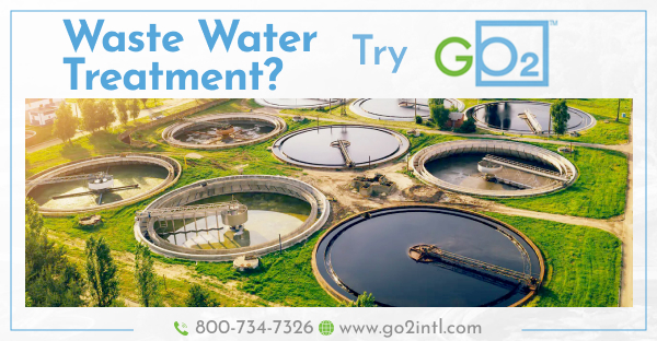 Waste water treatment in Buena Park